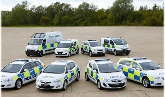 Police Fleet