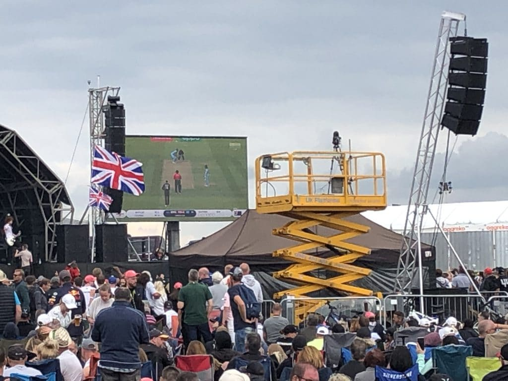 Silverstone After Party